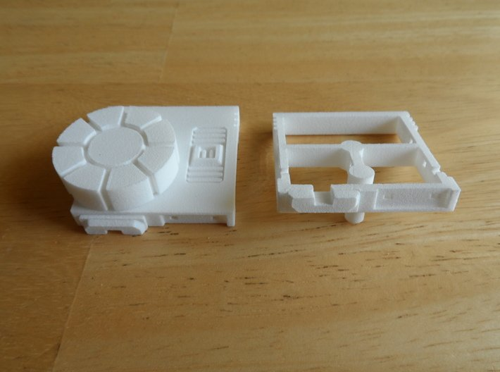 Sunlink - Turret of Iron and Fists 3d printed Install Step 5