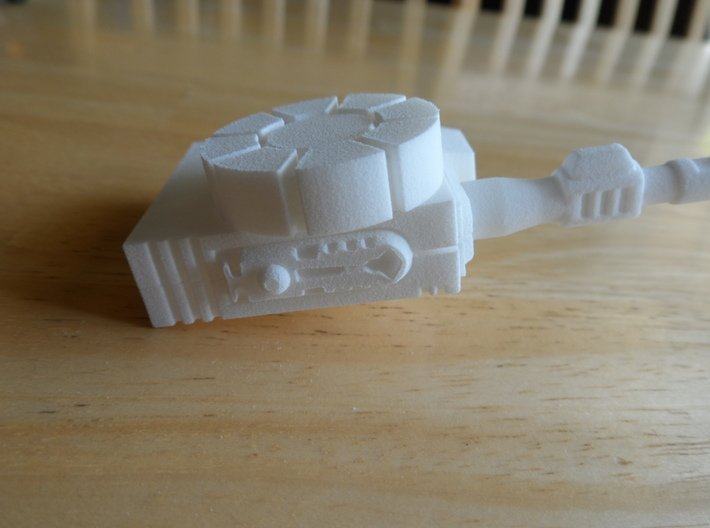 Sunlink - Turret of Iron and Fists 3d printed Install Step 12