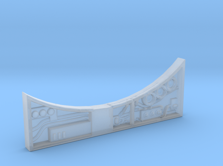 Sidewall Pit for DeAgo Falcon 3d printed