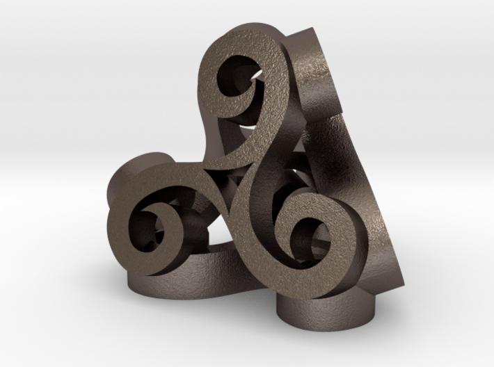 Tetra Triskell 3d printed