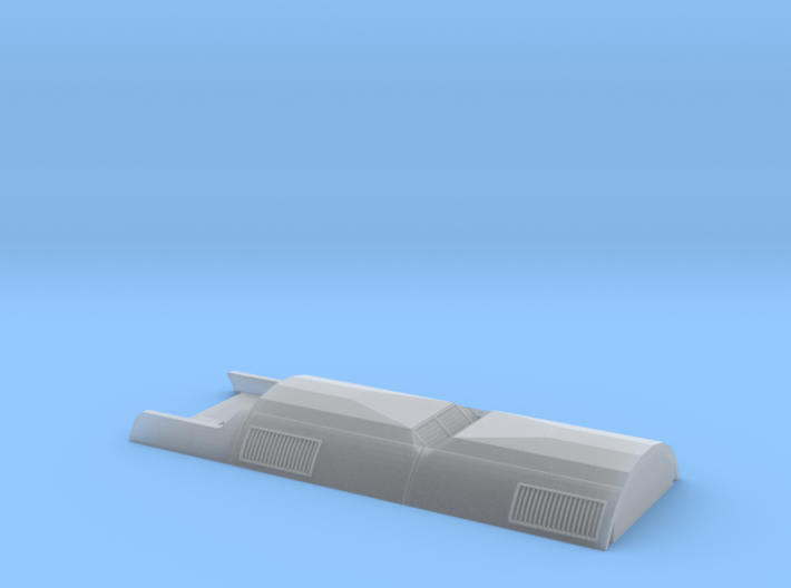 Renfe AVE S-103 Cofre techo 3d printed
