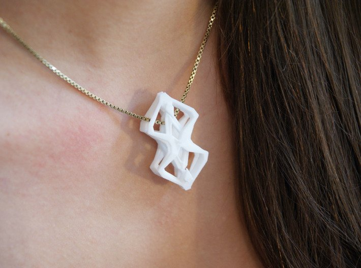HEART TO HEART Heartmaster, Pendant 3d printed