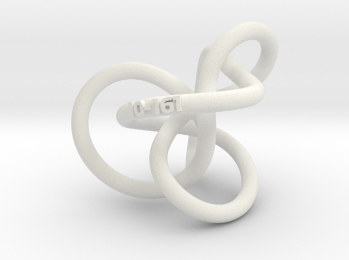 Midway Perko Knot 3d printed