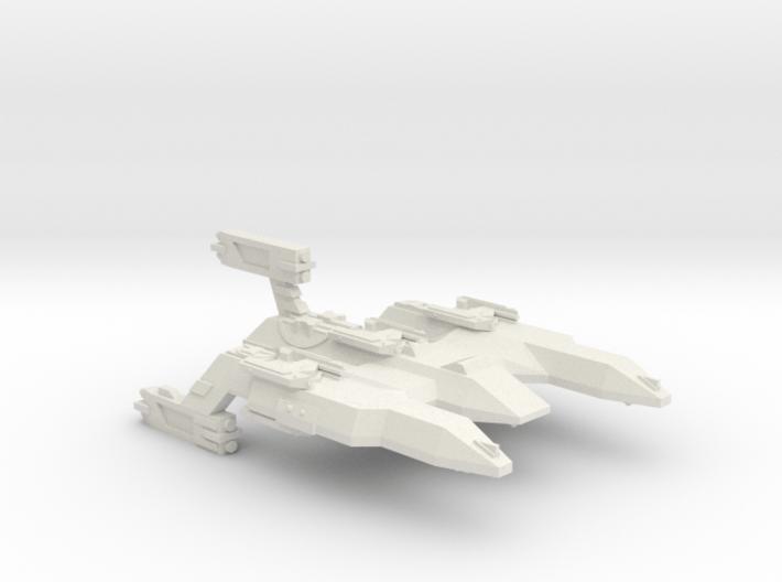 3125 Scale LDR Firecat Battle Control Ship CVN 3d printed