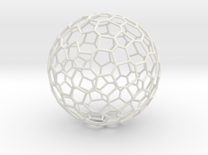 132hedron 3d printed