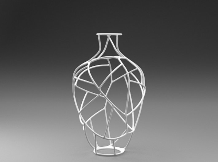 Inverse Broken Vase - Large 3d printed