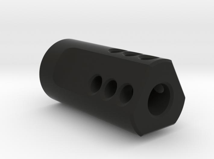 MJW Airsoft Compensator Type B 3d printed