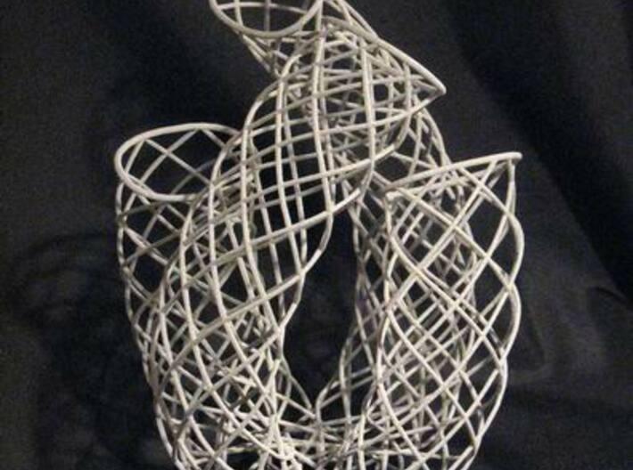 Containing Air 101g12 3d printed Metallic Plastic