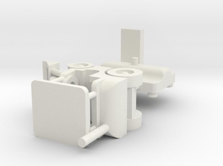 "Münzautomat ""Radlader"" 1:87 (H0 scale) 3d printed"