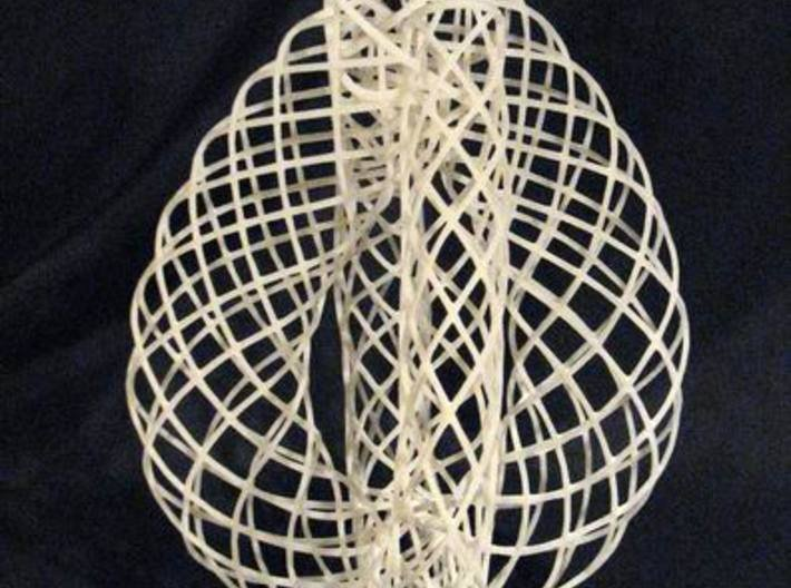 Containing Air 101j11 3d printed Elasto Plastic