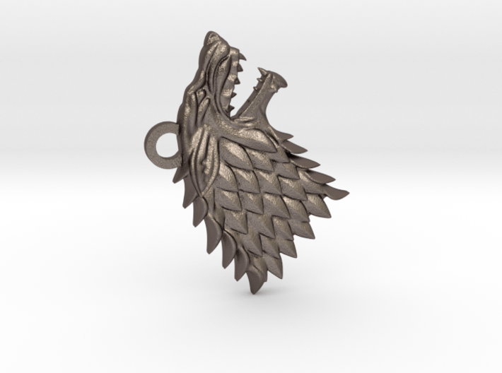 Game Of Thrones - Stark - v2 3d printed