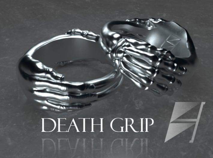 Death Grip 3d printed