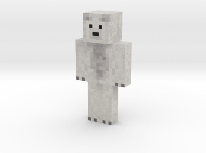 Wigloo | Minecraft toy 3d printed
