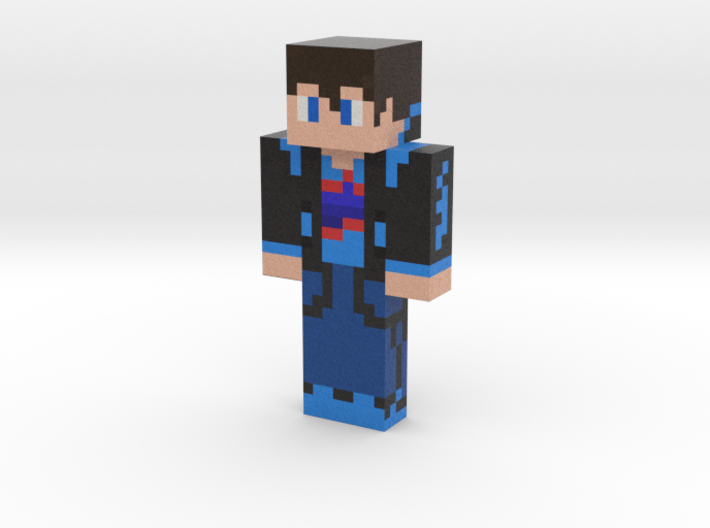 SCFNEW | Minecraft toy 3d printed