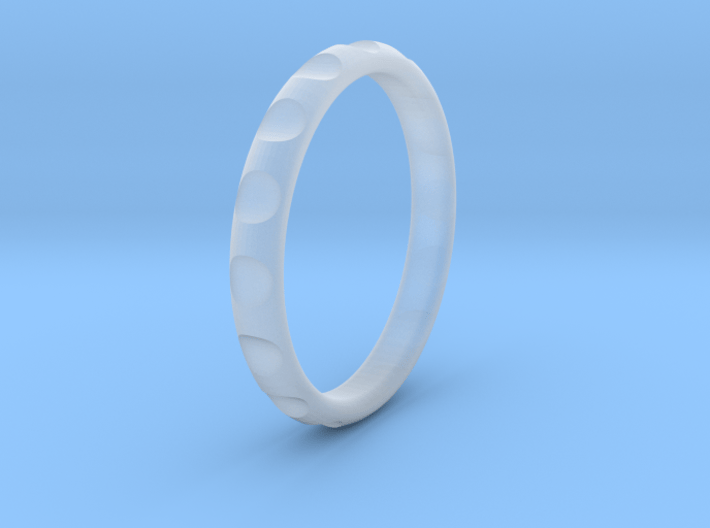 ring gear size 5 3d printed