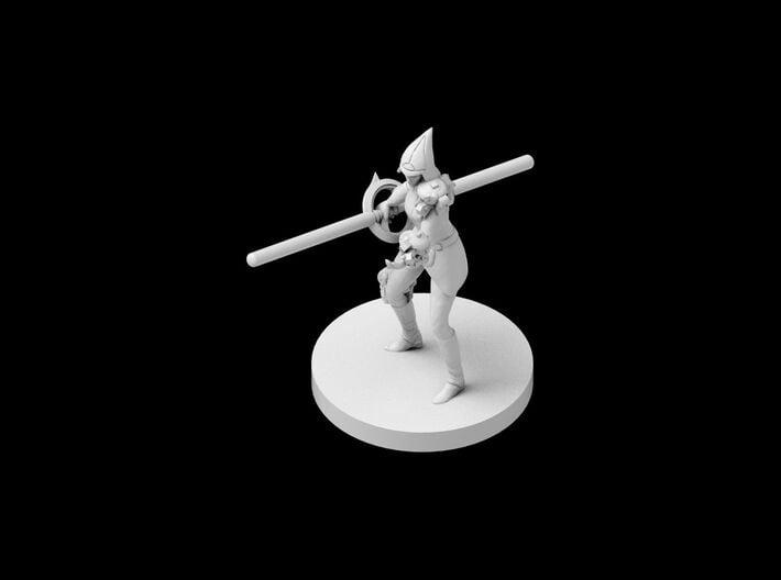 (IA) Seventh Sister 3d printed
