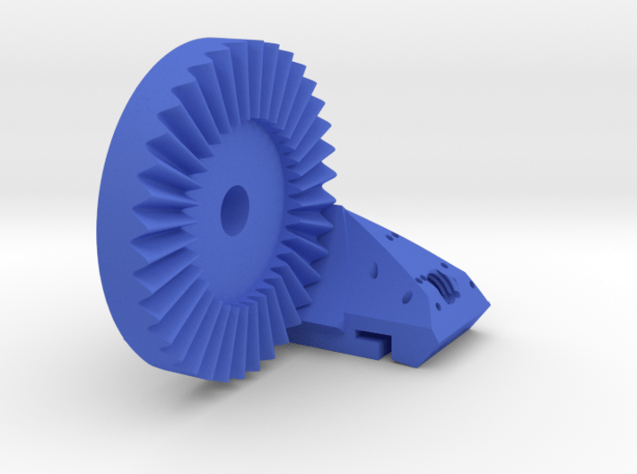 LED lamp camera hot shoe mount part 1/2 3d printed