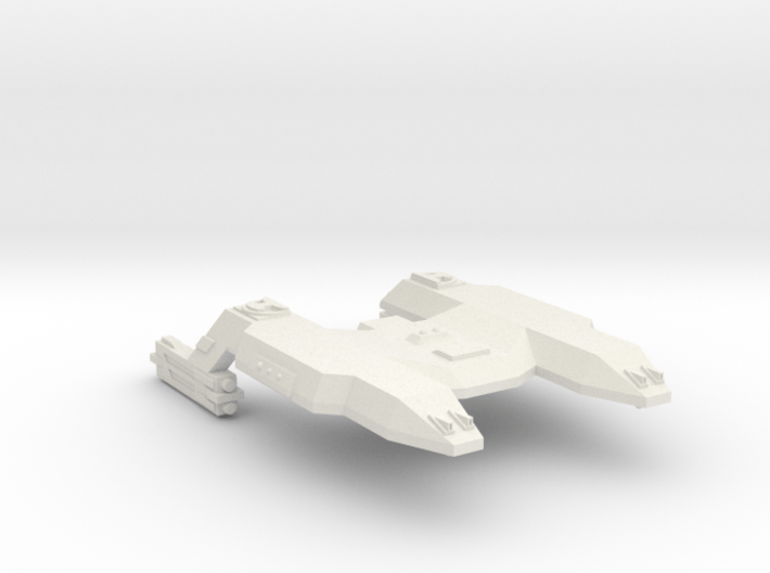 3125 Scale LDR Java Tiger Heavy Command Cruiser 3d printed