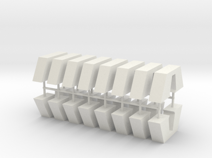 Aqueduct Pillar Pack 3d printed
