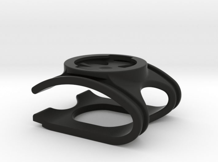 Speed Concept Garmin Mount (without GoPro mount) 3d printed