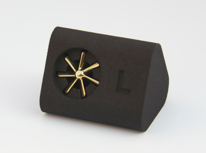 Custom Box for Style Fans 3d printed Note: Cufflinks Sold Separately