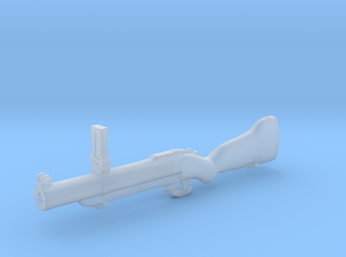 M79 Grenade Launcher (1:50 Scale) 3d printed