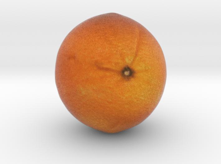 The Orange 3d printed