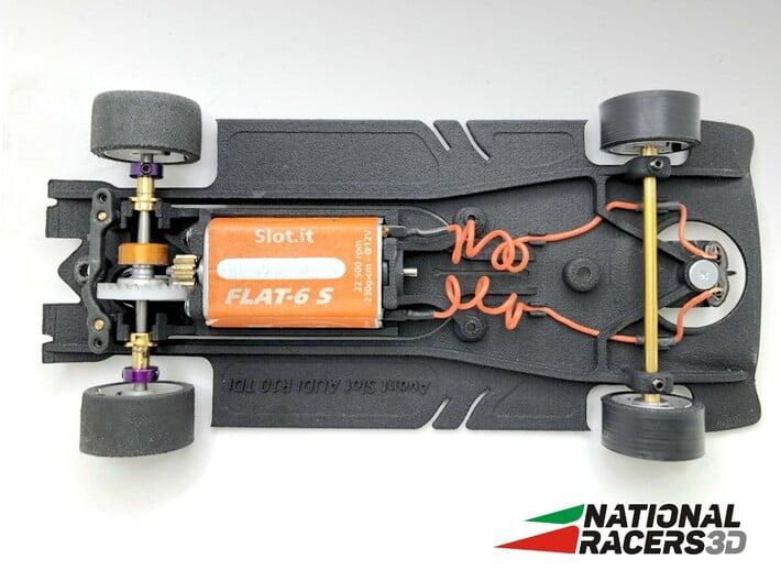 Avant Slot AUDI R10 TDI LMP1 (Inline-AiO) 3d printed