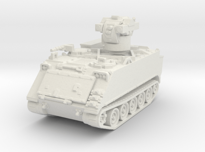 NM142 TOW (no skirts) 1/72 3d printed