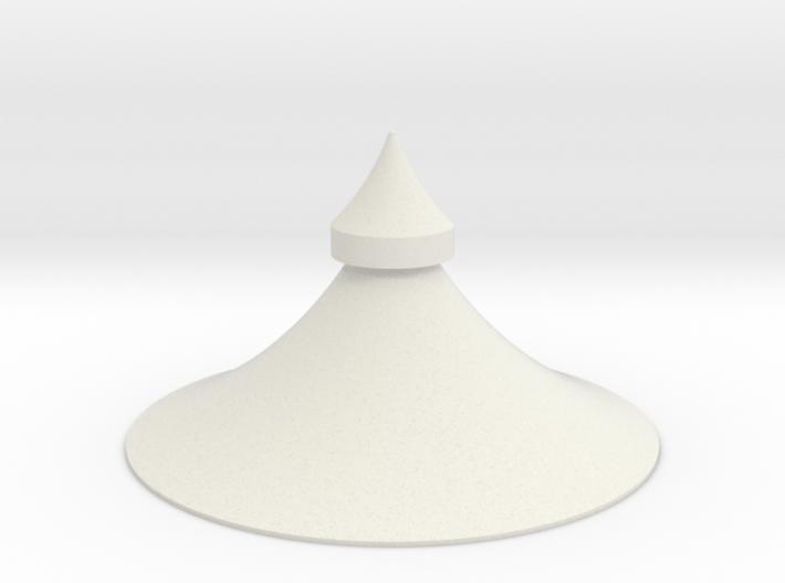 Austausch 1 für Faller Standard-Dach (H0 scale) 3d printed