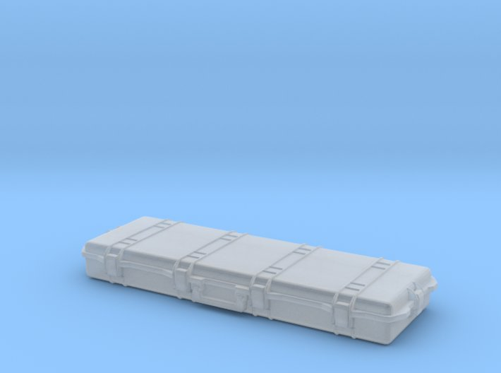Printle Thing Rifle-suitcase - 1/72 3d printed