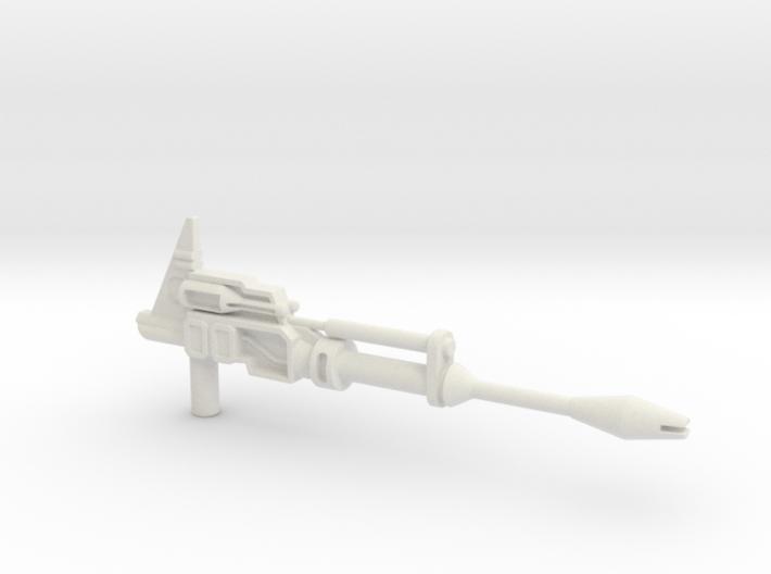 Prowldimus Prime blaster 3d printed