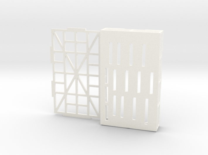 Template Stand 3d printed