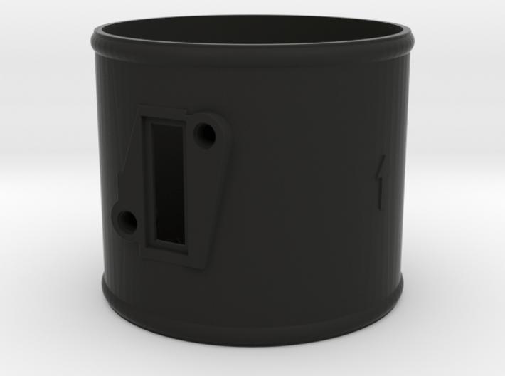 100mm adaptor Hitachi air meter 3d printed