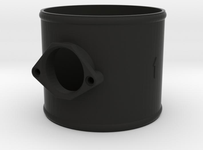 100mm adaptor Bosch air meter 3d printed