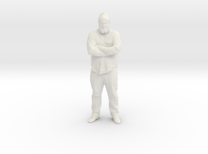 Walt 3D 3d printed