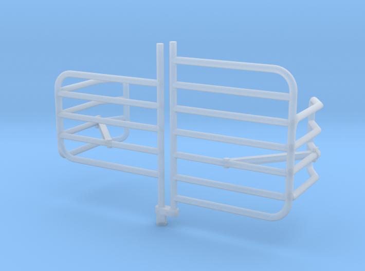 1/64 Milking Robot RH-3 Gate 3d printed
