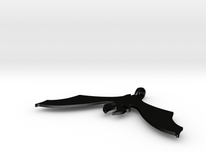 batpendant 3d printed