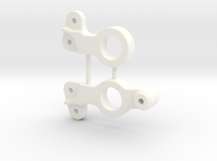 NIX62525 Steering HD bellcranks for RC10 3d printed