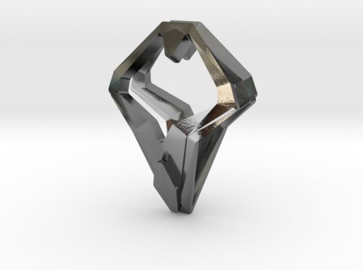HEAD TO HEAD Unic, Pendant 3d printed