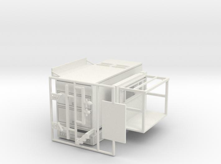 "Aufsatz ""Mobile Puppenbühne"" 1:87 (H0 Scale) 3d printed"