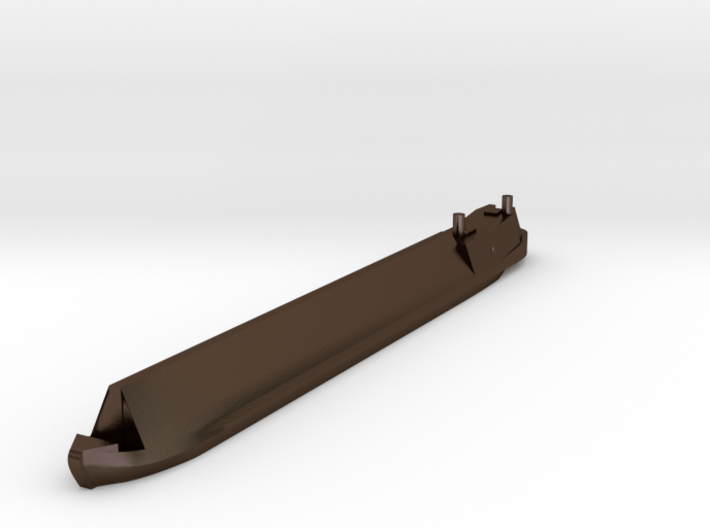 Ricky Boat 3d printed