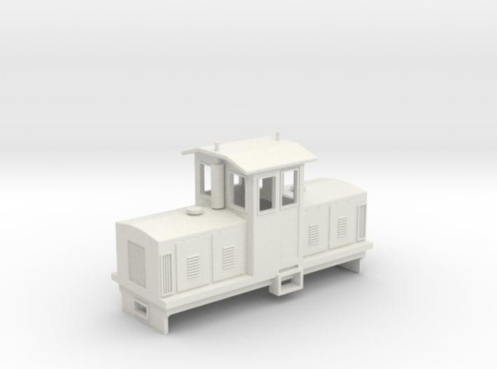 "OO9 Centrecab Locomotive 2 (""Joanna"") 3d printed"