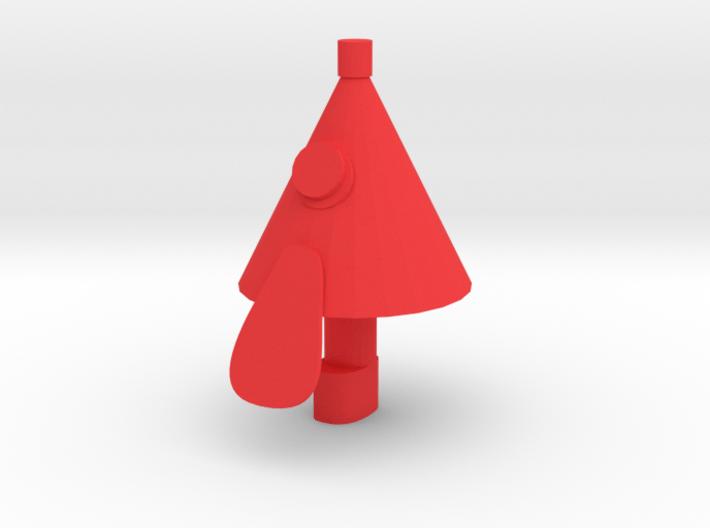 Don Umbrella 3d printed