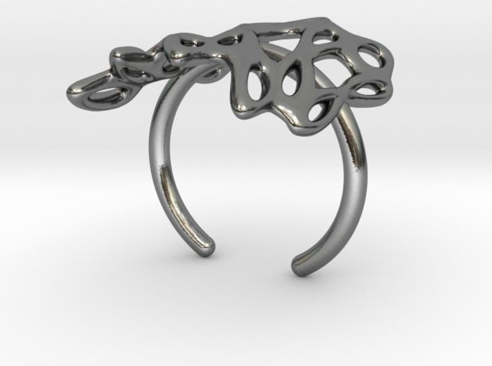 Fantasia Ring 3d printed