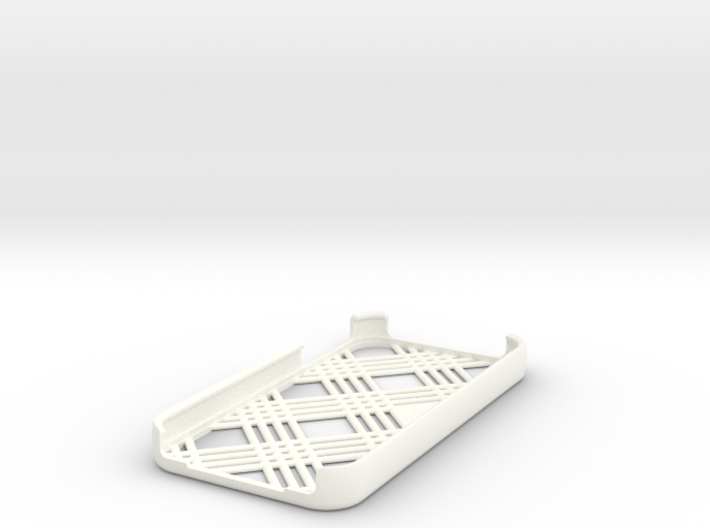 Stripes - case for iPhone 4/4s 3d printed