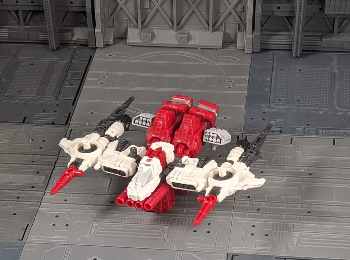 TF Weapon Missile Add On Set 3d printed