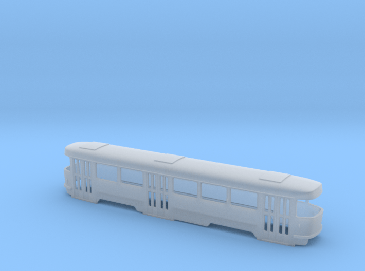 Tatra B4 TT [body] 3d printed