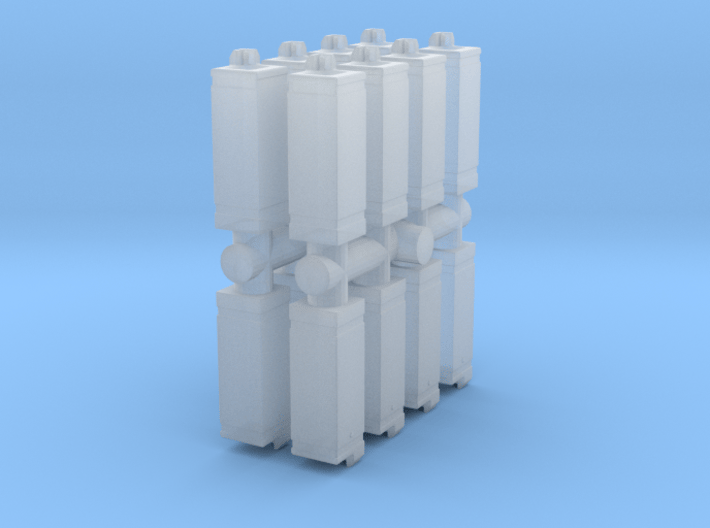Drinking Fountain (x16) 1/120 3d printed