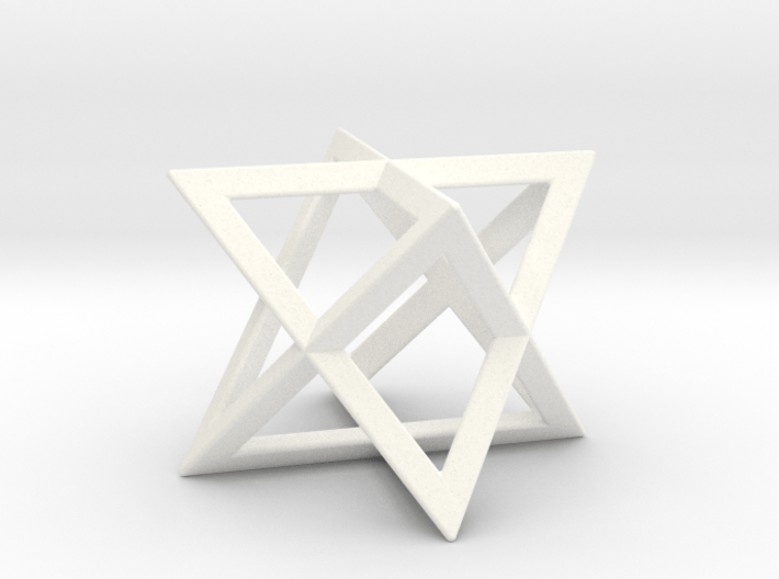 Merkaba 3d printed